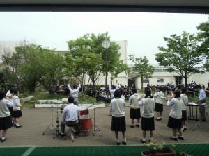 吹奏楽部①