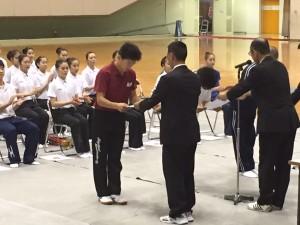 奥田 個人総合表彰